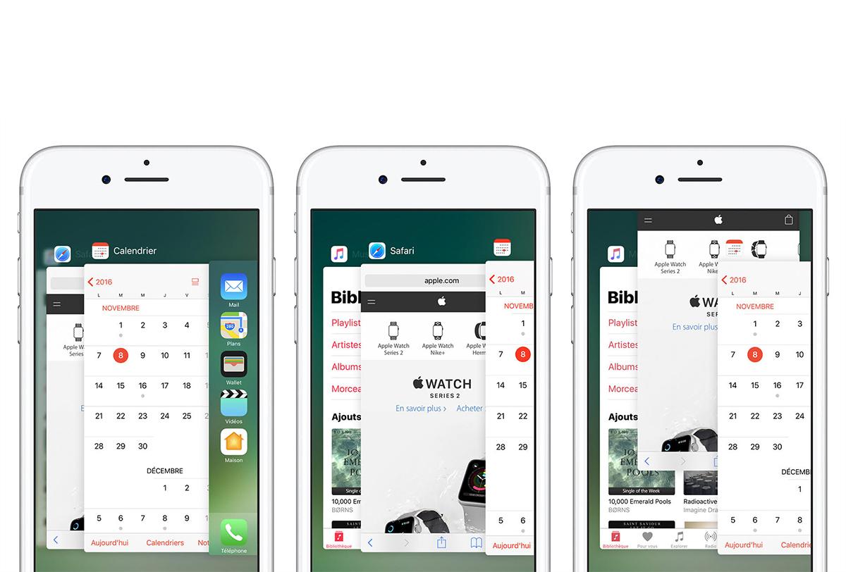Faut-il fermer les applications iOS après les avoir utilisées ?