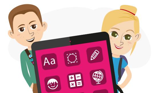 Plan numérique pour l'éducation élèves